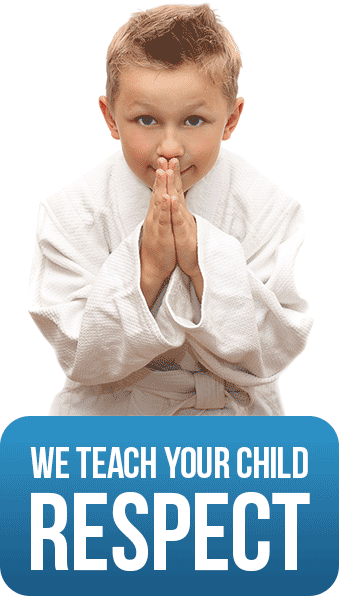 We teach your child respect