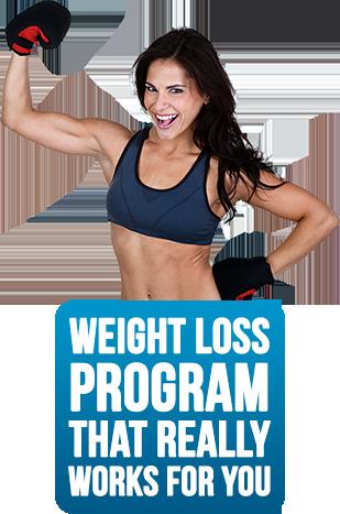 martial arts weight loss program